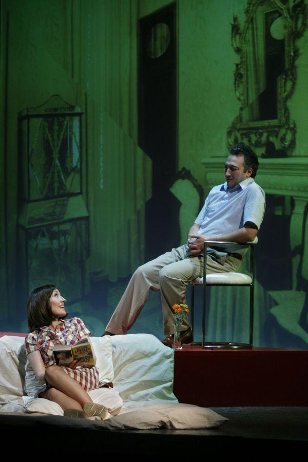 Tradimenti - Tony Laudadio e Nicoletta Braschi