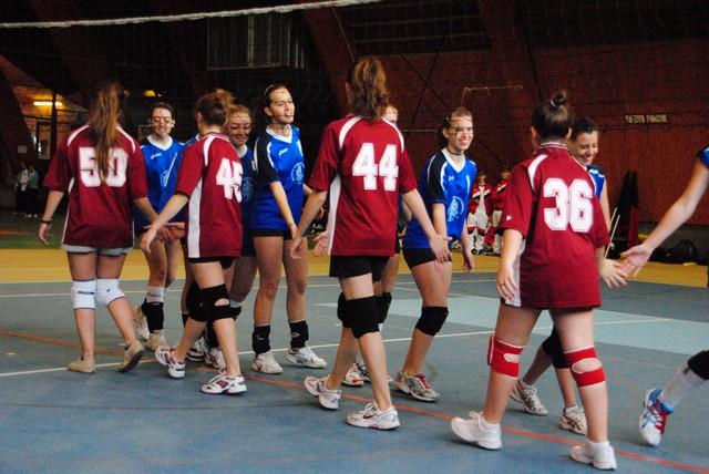 Le pallavoliste di Verona e Torino