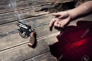 pistola e sangue-cannizzo
