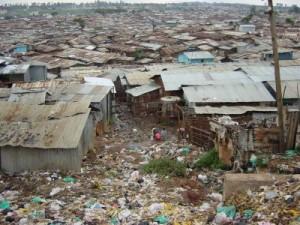 Slum nairobi