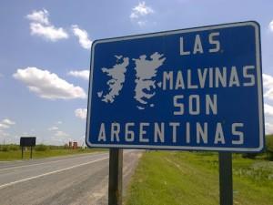Articolo Malvinas